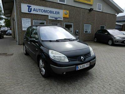 brugt Renault Scénic II 1,9 dCi Authentique