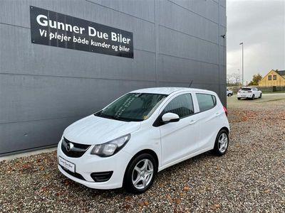 brugt Opel Karl 1,0 Enjoy Easytronic 75HK 5d Aut.
