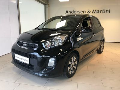 brugt Kia Picanto 0 MPI Collection 66HK 5d