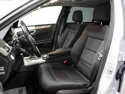 brugt Mercedes E220 2 CDi st.car aut. BE