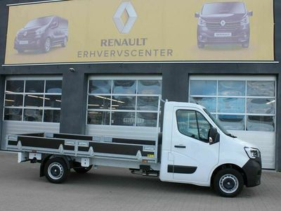 brugt Renault Master T35 L3 2,3 DCI TwinTurbo Tekno 135HK Ladv./Chas. 6g