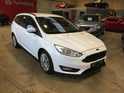brugt Ford Focus TDCi 120 Trend stc. aut.