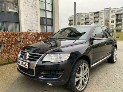 brugt VW Touareg 2.5 174 hk / 400 Nm