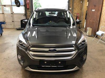usata Ford Kuga 1,5 TDCi Trend Plus Attack 120HK 5d 6g