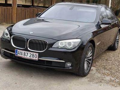 brugt BMW 730L d 3,0