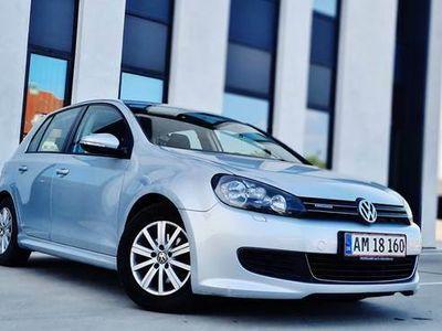 brugt VW Golf VI 1,6 TDi Bluemotion