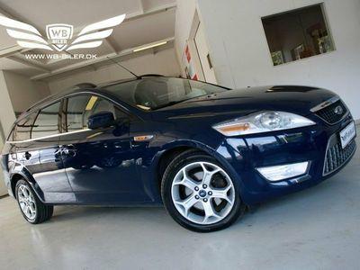 brugt Ford Mondeo 2,0 SCTi 203 Titanium stc. aut.