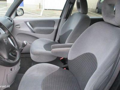 brugt Citroën Xsara Picasso 1,6 i 16V VTR Plus 110HK