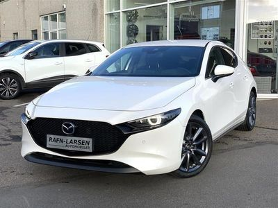 brugt Mazda 3 2,0 Skyactiv-X Sky 180HK 5d 6g