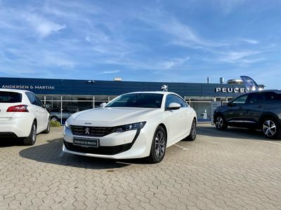brugt Peugeot 508 1,6 PureTech Plugin-hybrid Allure Pack EAT8 start/stop 225HK 8g Aut.