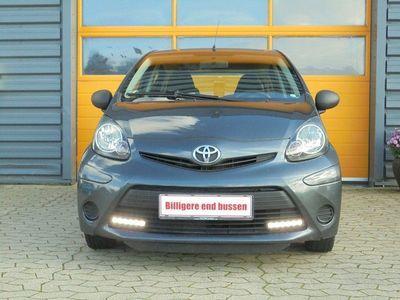 brugt Toyota Aygo 1,0 VVT-i T1