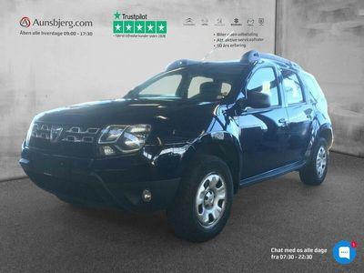 brugt Dacia Duster dCi 109 Laureate