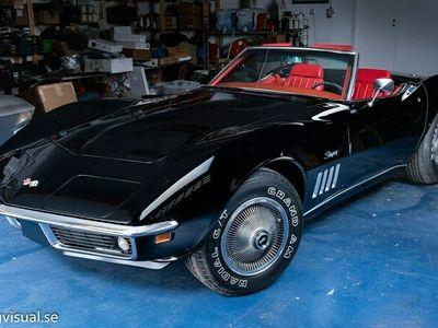 brugt Chevrolet Corvette Stingray CorvetteCab