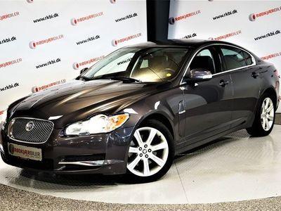 brugt Jaguar XF 2,7 D V6 Luxury aut.
