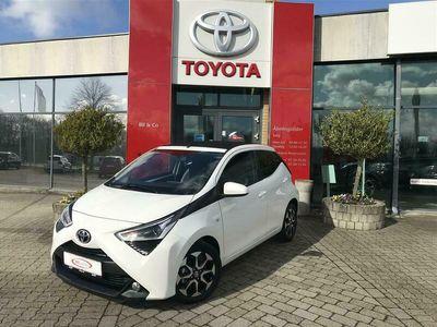 brugt Toyota Aygo 1,0 VVT-I X-Sky 72HK 5d