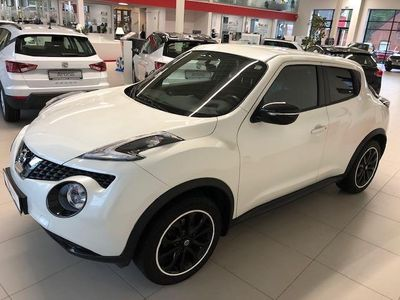 brugt Nissan Juke 1,2 Dig-T Acenta NAVI 4x2 115HK 5d