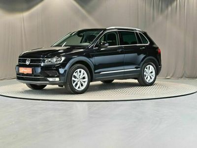brugt VW Tiguan 2,0 TDi 190 Highline DSG 4Motion