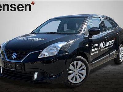 brugt Suzuki Baleno 1,2 Dualjet 16V Active Extra 90HK 5d