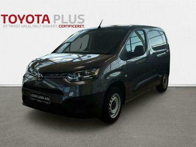 brugt Toyota Proace City Medium 1,5 D Base+ 75HK Van A