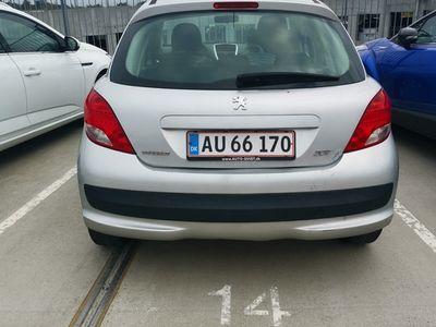 brugt Peugeot 207 1,4 HDI 68HK.5D.