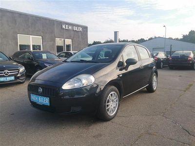 brugt Fiat Grande Punto 1,2 65HK 5d