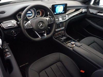 brugt Mercedes CLS250 Shooting Brake 2,2 BlueTEC Shooting Brake aut., 5d