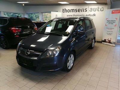 brugt Opel Zafira 1,9 CDTi 150 Enjoy aut.