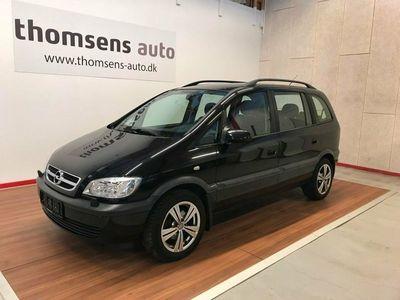 gebraucht Opel Zafira 1,8 16V Comfort