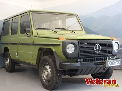 used Mercedes G240 Mercedes-Benz GD 240