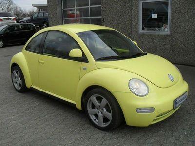 brugt VW Beetle New2,0 Highline