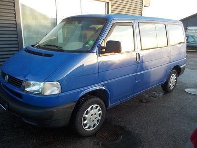 brugt VW Caravelle 2,5 Supervan