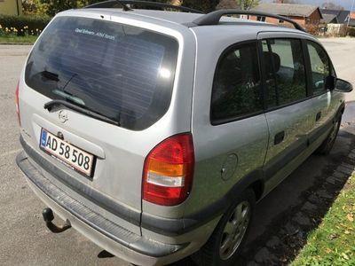 brugt Opel Zafira 1.8 16V Comfort MPV 5g 5d