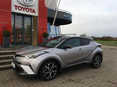 brugt Toyota C-HR 1,8 B/EL C-LUB Smart - Sound - LED Multidrive S 122HK 5d Aut.