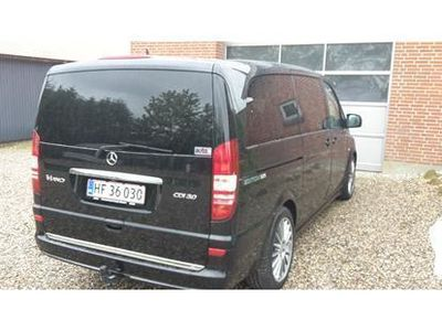 brugt Mercedes Viano 3,0 Edition 125
