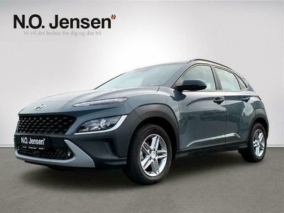 brugt Hyundai Kona 1,0 T-GDI Essential 120HK 5d 6g