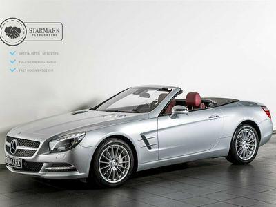 brugt Mercedes SL350 3,5 aut.