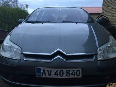 brugt Citroën C5 1,6 1,6 HDI 16V WEEKEND