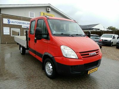 brugt Iveco Daily 2,3 35S14 3750mm Lad