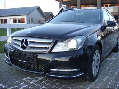 brugt Mercedes C200 2,2