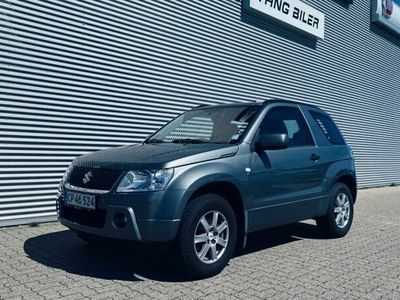 brugt Suzuki Grand Vitara GLS 106hk