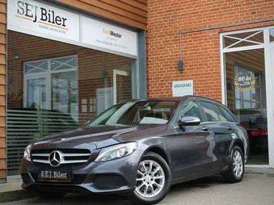 brugt Mercedes C220 2,1 BlueTEC stc. 170HK 5d