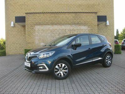 brugt Renault Captur 1,2 TCe 120 Zen EDC