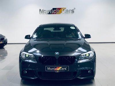 käytetty BMW 535 d 3,0 Touring M-Sport aut.