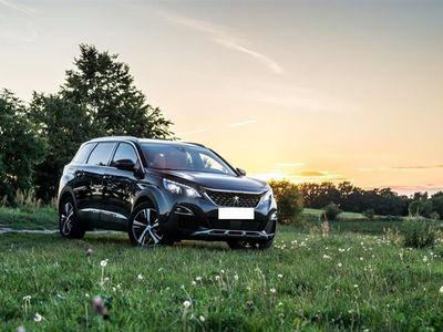 brugt Peugeot 5008 1,5 BlueHDi Active 130HK 6g - Personbil - sortmetal