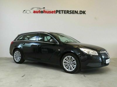 brugt Opel Insignia 2,0 CDTi 130 Edition Sports Tourer eco