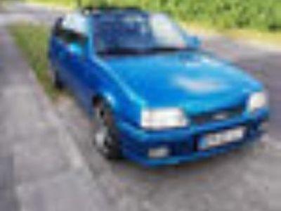 brugt Opel Kadett E 2.0 GSI Cabriolet