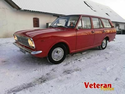brugt Ford Cortina 1600 De Luxe Estate