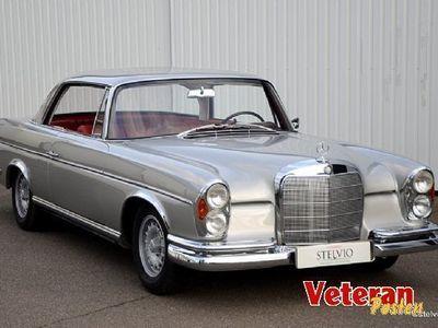 brugt Mercedes 300 SE Coupe