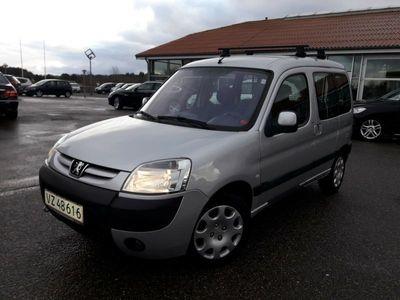 brugt Peugeot Partner 1,6 XT 16V Com.