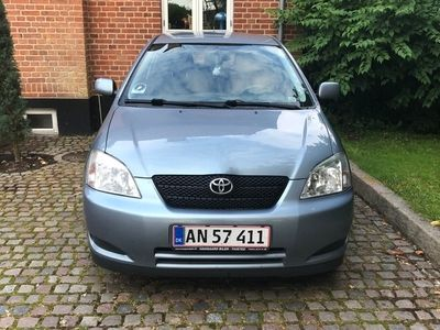 brugt Toyota Corolla 1,4 HB